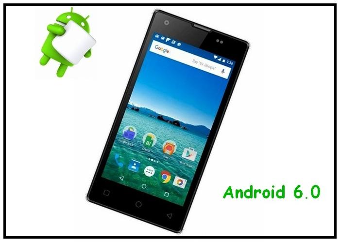 Tele2 Midi прошивка для телефона: ОС Android 6.0