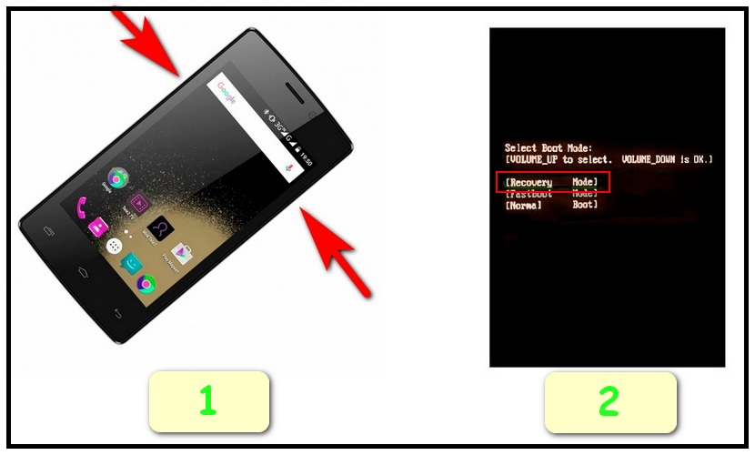 Tele2 Mini прошивка телефона: сброс настроек